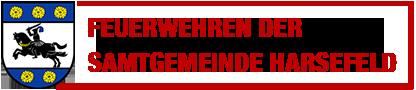 Feuerwehren der Samtgemeinde Harsefeld Logo